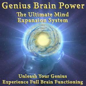 Genius Brain Power MP3 Audio Package
