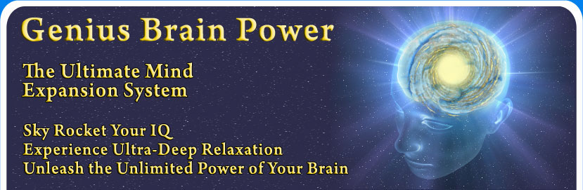Genius Brain Power Brainwave Entrainment
