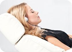 Brainwave entrainment makes meditation easy